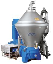 Une centrifugeuse