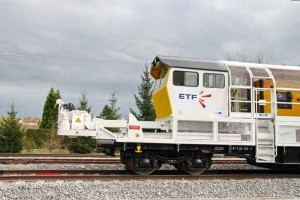 avant wagon poseur rail etf