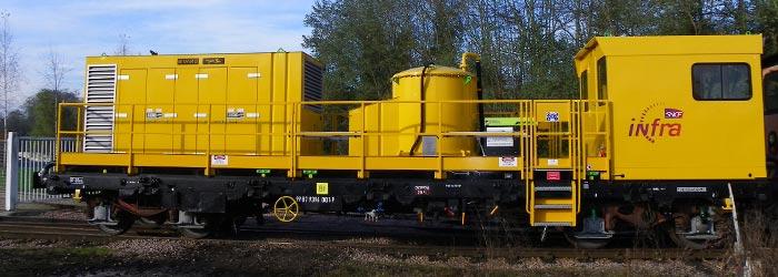 constructeur wagon laveur