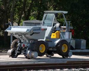 dumper rail route menzi muck 45rd