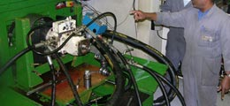 hydro applications test banc moteur
