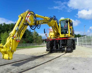 pelle rail route atlas 1404 zw friction