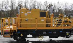 remanufacturing wagon tensionneur contrôle