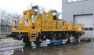 remanufacturing wagon tensionneur poste pilotage